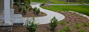 Paver Entrance & Landings