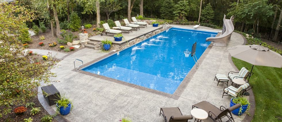 Swimming pool construction experts in annapolis md for Pool design maryland