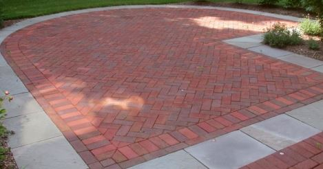 Brick Patios Stewart Lawn And Landscape