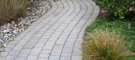 Paver Patio Walkway Ideas