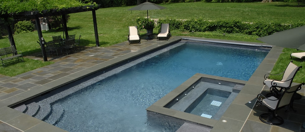 Swimming Pool Design Experts in Annapolis, MD | Stewart Lawn and ...